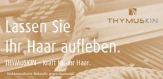 THYMUSKIN - Kraft für Ihr Haar.