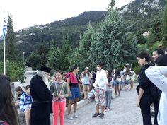 Παιδιά της Ι.Μ. Αργολίδος στην Κατασκήνωση του Παρνασσού Dolores Park, Street View, Travel, Viajes, Destinations, Traveling, Trips