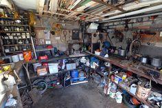 Grandad's shed - Wales Online