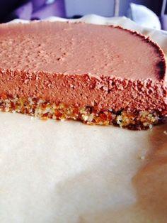 In Happiness and in Health: Balilainen suklaakakku