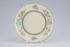 Spode - Strathmere - Royal Jasmine - Soup Cup Saucer - As Breakfast cup saucer