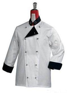 Professional WorldAbbigliamento per Cuochi · Giacca cuoco silver. Tessuto  100% cotone gabardine. Disponibile nel colore BIANCO. Chef a96da4c184f9