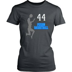 Fusion Basketball T-Shirts Women's and Men's