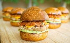 Fully loaded Tex Mex sliders - #southern #foodie #foodporn #recipe #cooking #recipes #MyBSisBoss