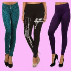 45e5a8018a935 Easy Fast Simply Awesome wear at Women Plus Size Leggings with color and  design Comes with