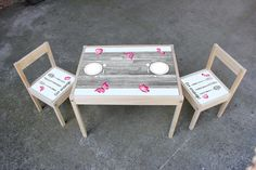 Tafeltje Stoeltje Dreumes.14 Beste Afbeeldingen Van Houten Stoeltjes Bewerken Chairs