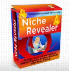 Niche Revealer – TOP Tool for Blog Builder, Article Writers and Product Creators to Increase Your Production By Over 357% with Easily