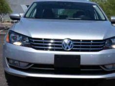 2012 Volkswagen Passat Lunde's Peoria Volkswagen   Phoenix, AZ   Phoenix...