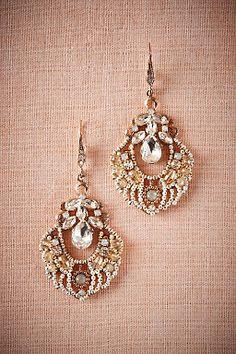 Agata Chandelier Earrings By Bhldn Perfect Wedding Or Bridesmaid Earring Follow