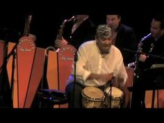 Cubop City Big Band with Andy Gonzalez - YouTube