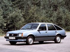 Opel Ascona CC (1981 – 1984).
