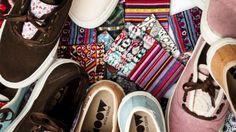Shoes Your Mood, marca de Tênis DIY onde é possível alterar o modelo conforme você quiser!