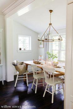 Simple Summer Kitchen Decorating Ideas Summer Kitchen, House Tours, Kitchen Decor, Dining Table, Simple, Kitchens, Decorating Ideas, Furniture, Home Decor