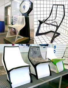 Myto Chair - Konstantin Grcic