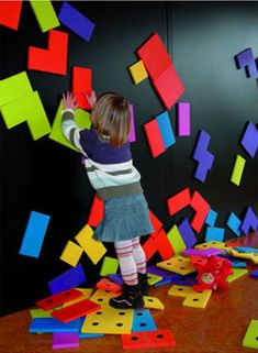 Magnetic Wall for Clinic | would love to see one (or all) of these added into a therapy room or ...