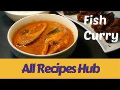 Chettinad Fish Curry - All Recipes Hub