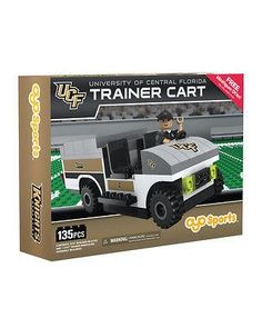 UCF KNIGHTS TRAINER CART 135 PCS INCLUDES 1 TRAINER MINIFIGURE OYO NEW