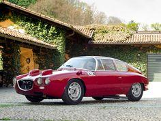 1964 Lancia Sport Prototipo Zagato   [s/n 815538]