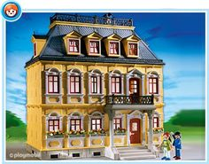 Maison traditionnelle 5301 Playmobil ref 20