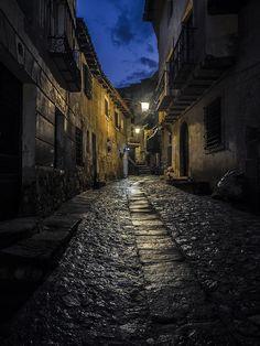 Albarracin, Teruel, Spain by Robert Sischy via Tumblr