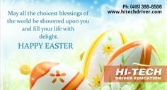HAPPY EASTER TO ALL!