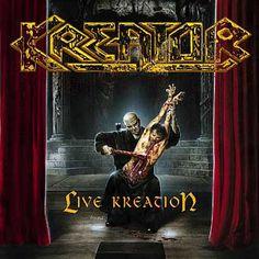 Live Kreation (Live Album)  June 23, 2003