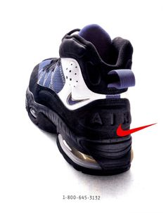 best sneakers f356c cd16e An original print ad for the Nike Air Trainer Max