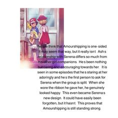 The Amourshipping hints are way to obvious to be one-sided <3 ( please give credit!)
