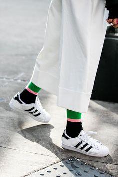 white culottes   @bingbangnyc #bingbangnyc