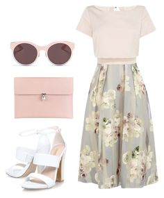 """""""Untitled #17"""" by vilciune on Polyvore featuring Coast, Alexander McQueen, Christian Dior, women's clothing, women's fashion, women, female, woman, misses and juniors"""