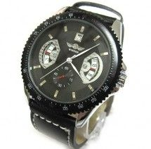 """Ceas """"military style""""   35 euro Military Style, Military Fashion, Breitling, Chronograph, Euro, Watches, Accessories, Army Style, Clocks"""