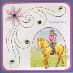 Y Paard rijden