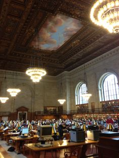 The New York City Library