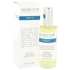 Demeter By Demeter Vetiver Cologne Spray 4 Oz (pack of 1 Ea)