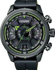Eco Drive Satellite Wave Limited Edition by Citizen