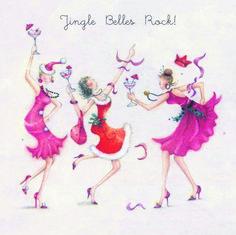 Jingle Belles Rock   Berni Parker
