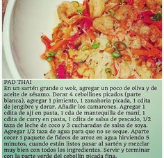 Pasta, Wok, Curry, Meat, Chicken, Ethnic Recipes, Dessert Food, Cooking Recipes, Cook
