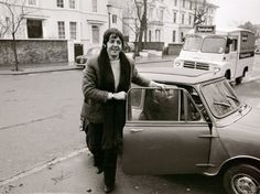 Sir Paul way back in the day.....