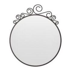 IKEA - EKNE, Zrcadlo,  , , Opatřeno ochranným povlakem – omezí škody v případě rozbití skla.