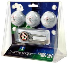 Youngstown State Penguins Kool Tool 3 Ball Gift Pack