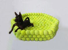 Resultado de imagen para reciclar pelotas de tenis