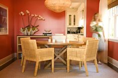 Decorating Rooms With Red | POPSUGAR Home