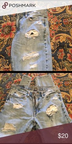 Men's American Eagle jeans size 30x32 American Eagle men's jeans. Good condition American Eagle Outfitters Jeans Slim Straight