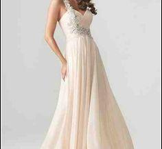 One Strap Prom Dresses 2015