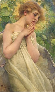 Franz Dvorak : In Contemplation 1917