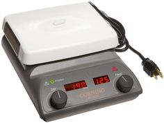 Santas Tools and Toys Workshop: Industrial & Science: Corning 6795-420D PC-420D Stirring Hot Plate with Digital Display and 5 x 7 Pyroceram Top, 5 to 550 Degree C, 120V/60Hz