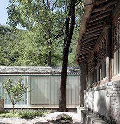 Renovation Project of Grandma's Yard in Huangshandian Village / Evolution Design