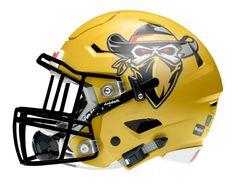 Cool Football Helmets, Arena Football, College Football Logos, Custom Football, Helmet Design, Fantasy Football, New England Patriots, Art Logo, Raiders