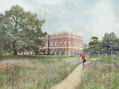 Sergison Bates… | Clandon Park International Design Competition
