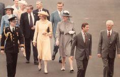 prince charles before diana | Community - Prince Charles & Diana visit Saint John